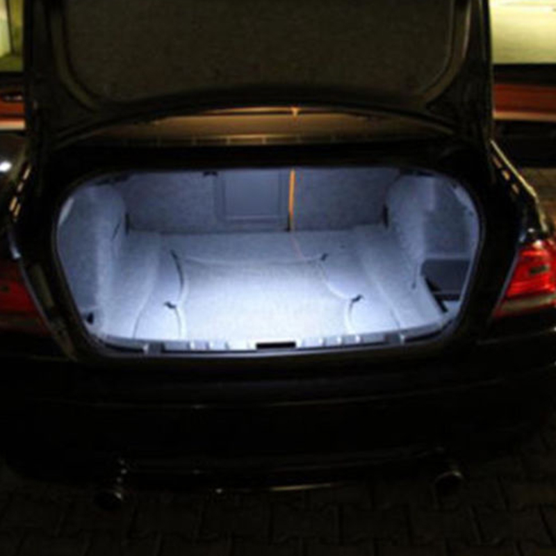 lampadas kit para bmw x5 e53 2000 2006 branco quente 05