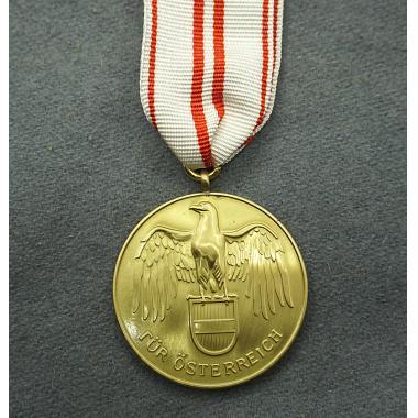 EMD Austrian War Commemorative Medal 1914 - 1918@