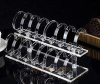 De baixo preço da China fabricação acrílico relógio de acrílico suporte