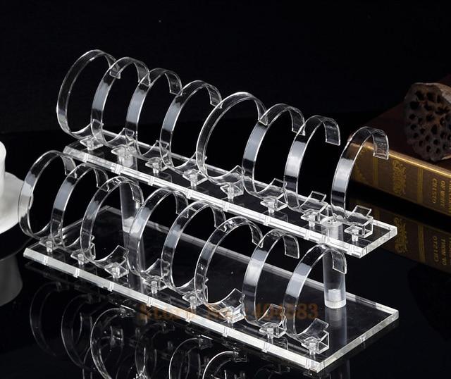 7ca84e61014 De baixo preço da China fabricação acrílico relógio de acrílico suporte