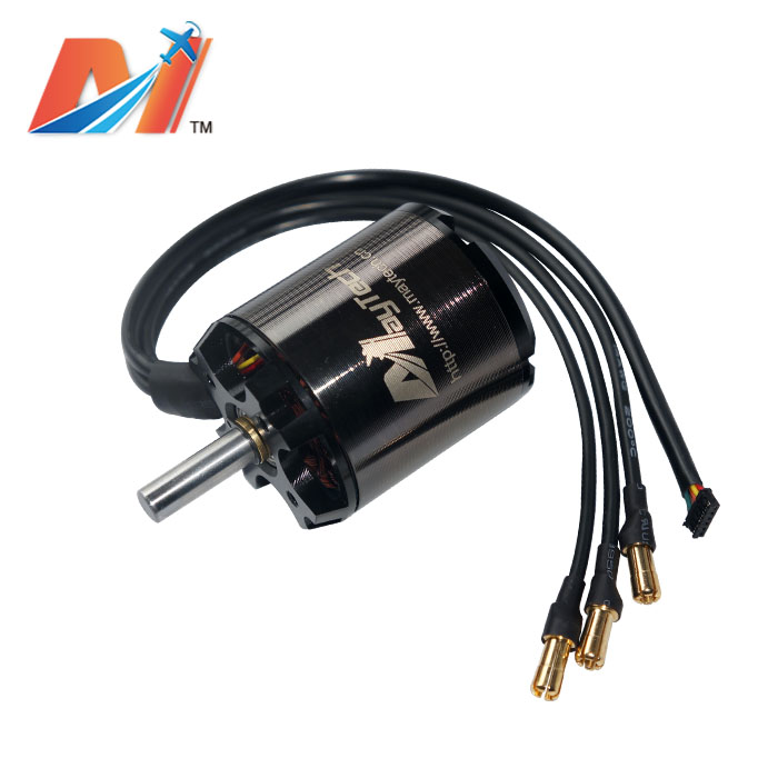 Maytech 270kv brushless moteur 5065 12 v dc elektrik motoru pour électrique scateboard montage