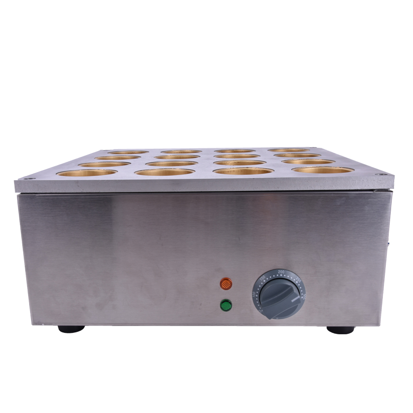 1 PC 220v  16 hole copper electric heating circle bread oven red bean cake machine scones wheel furnace pc 220 б у