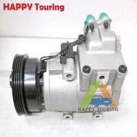 For hyundai accent compressor For 01 05 Hyundai Accent 1.6L L4 97701 25100 97701 22003 9770122003 9770125100 471 6005 6511975