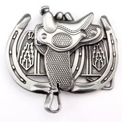 Лошадь Седло формы Конный пряжка на ремешке лошадь любовника ремень аксессуары