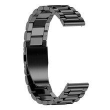 20mm 22mm Stainless Steel Watch Band Replacement Bracelet Suit for Samsung Galaxy Amazfit Smart