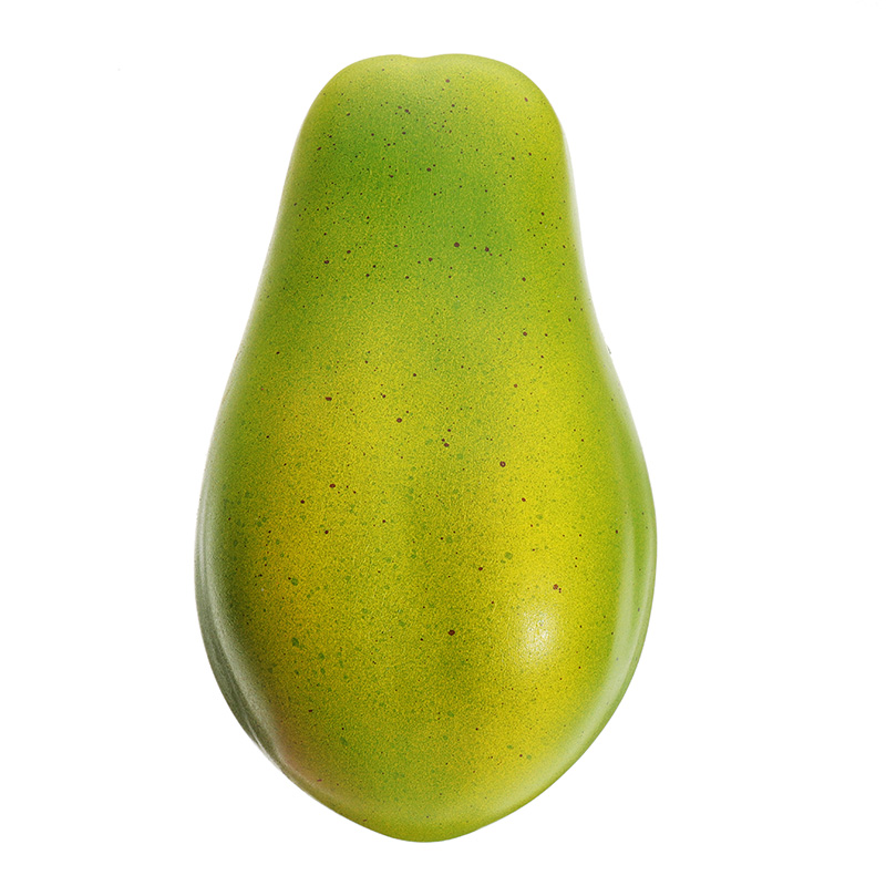 Papaya Squished Toy 15*9*4cm Slow Rising With Packaging Collection Gift Soft Squishing Toys Novelty Gags For Kids Childern