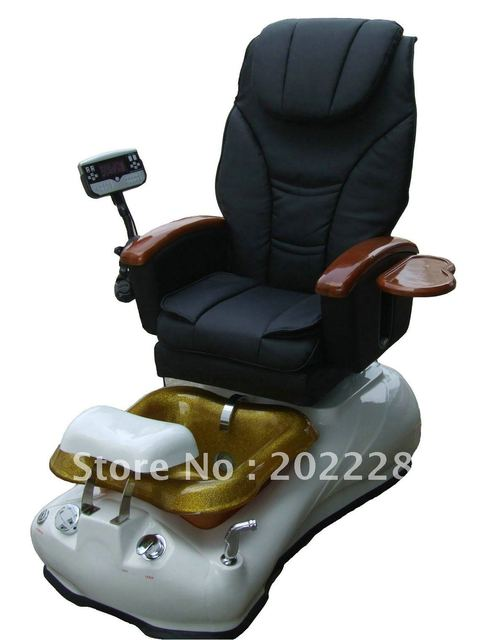 TOP RATED PRODUCT Zero Gravity Salon foot Spa massage manicure chair KZM-S001-2 for Snow White Princess
