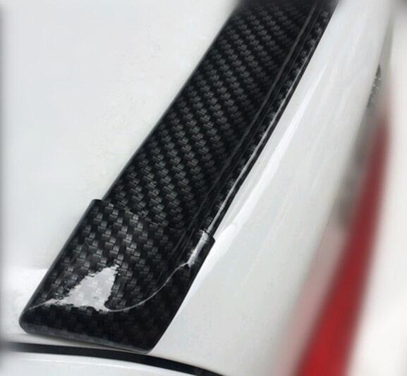 Autocollants décoratifs de queue de voiture en caoutchouc pour bmw e53 opel vectra b chevrolet spark mazda 5 volkswagen VW passat b5 golf 5