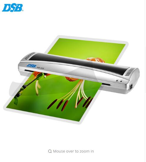 A3 Photo Laminator Office Hot & Cold Thermal Laminating Machine Professional For A3 Document Photo PET Film Roll Laminator cewaal new design a4 photo laminator document hot