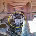 Geely MK 1 2, MK1 MK2, МК Кросс Хэтчбек, Автомобиль амортизаторы резиновый буфер