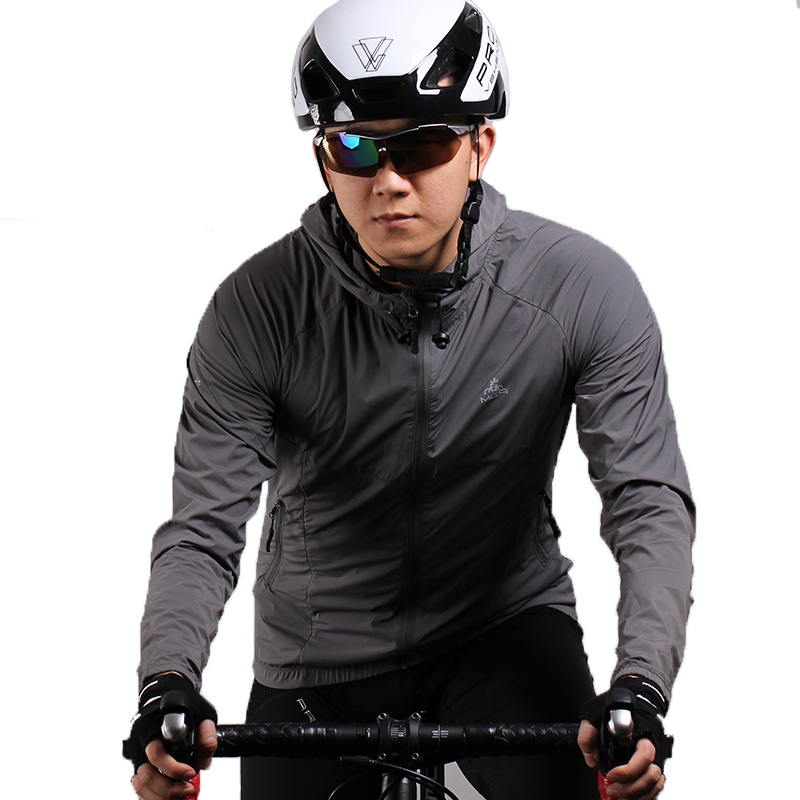 Ultra-light Hooded Thin Bicycle Jacket Unisex Bike Windproof Coat Road MTB Aero Cycling Wind Coat Men Clothing Quick Dry JacketsUltra-light Hooded Thin Bicycle Jacket Unisex Bike Windproof Coat Road MTB Aero Cycling Wind Coat Men Clothing Quick Dry Jackets