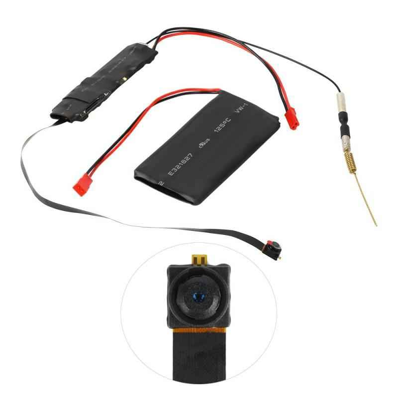 DIY カメラミニ無線 Lan カメラフル Hd 1080 720p ビデオカメラ P2P モーション検出ビデオセキュリティと 2.4 2.4G RF リモート制御 DIY カメラ