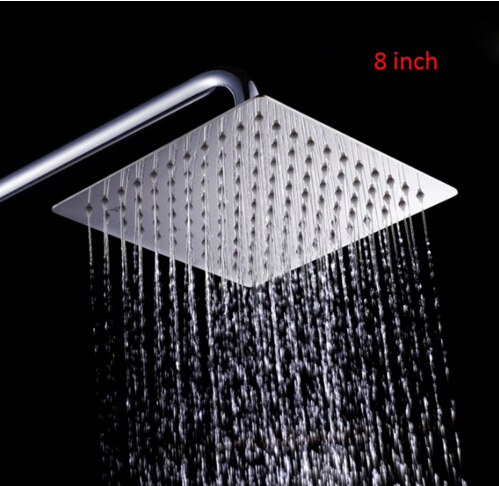 Shower Heads For Sale.Hot Sale 8 Stainless Steel Ultra Thin Shower Head Rainfall