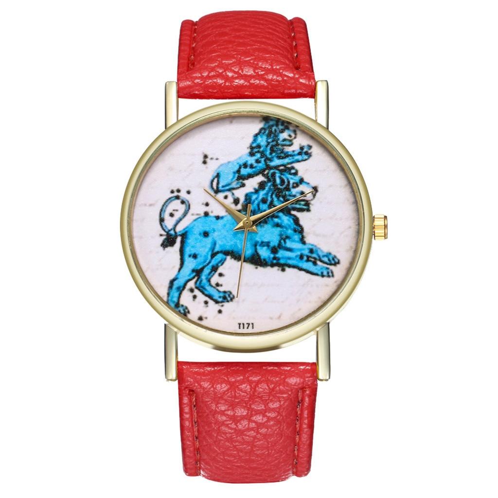 ladies clock watch women simple watches casual leather Strap sport Wrist Watch quartz wristwatches clock Wrist Watch women reloj