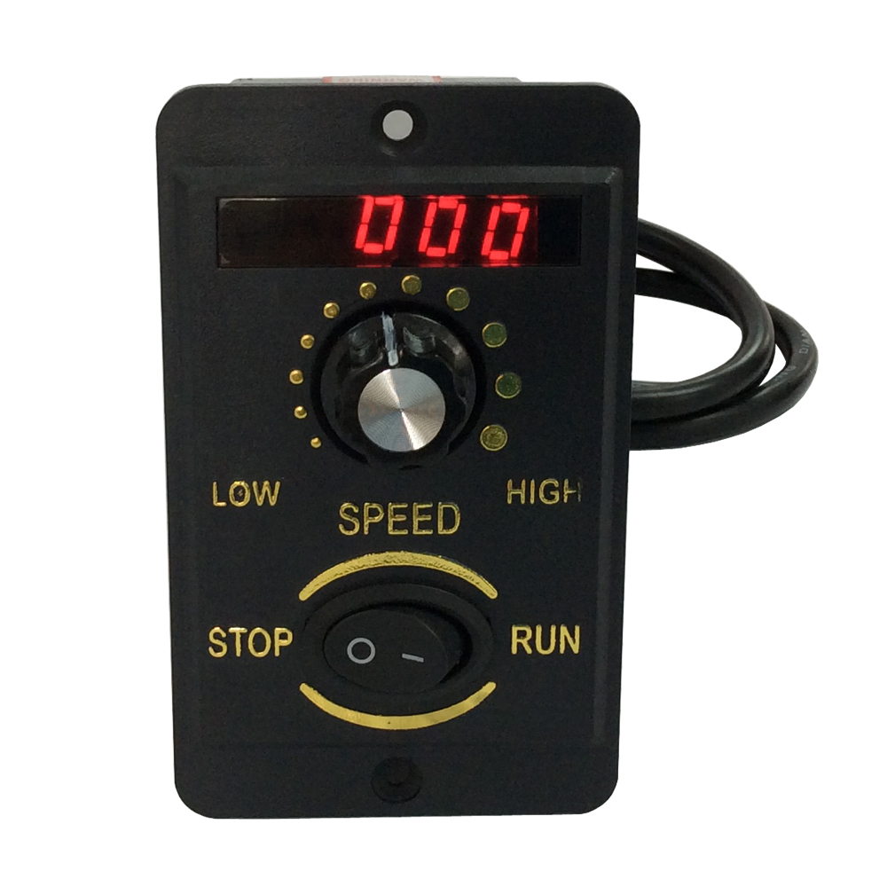 220V 90W Digital Display Electrical Reversible Speed Controller Switch цена