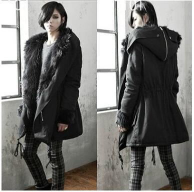 Free shipping Cultivate one's morality collars hooded winter warm man with thick cotton-padded jacket F51 p225 thin P205 thick