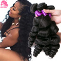 Mink Virgin Cambodian Loose Wave 4Bundles Cheap Cambodian Human Hair Loose Wave Unprocessed 8 A Cambodian Virgin Hair Loose Wave