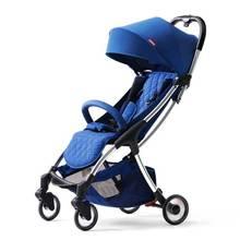 Playkids 2019 New new design luxury folding lightweight baby stroller Baby Carriage Foldable Baby Pram