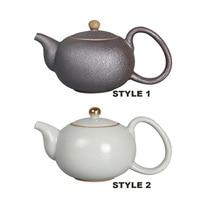 Handmade Yi Xin Zi Sha Kung Fu Teapot Purple Clay Cha Hu Porcelain Teapot Oolong Tea Teapot