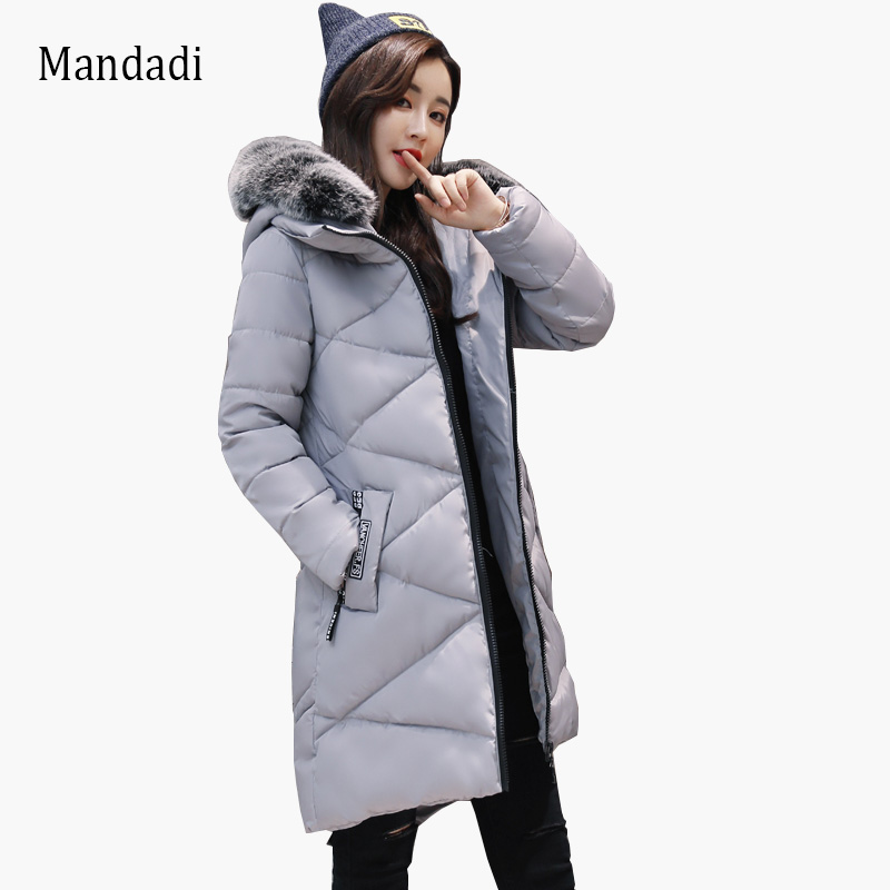 winter jacket women 2017 fashion slim long cotton-padded Hooded jacket parka female wadded jacket outerwear winter coat wom bishe 2017 fashion winter jacket women slim long cotton padded hooded jacket parka female wadded jacket outerwear winter coat