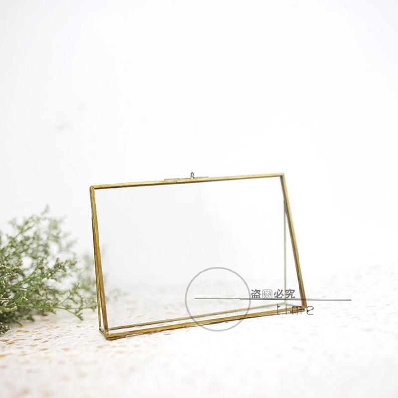 Continental retro vertikale glas bilderrahmen glas rahmen rahmen ...