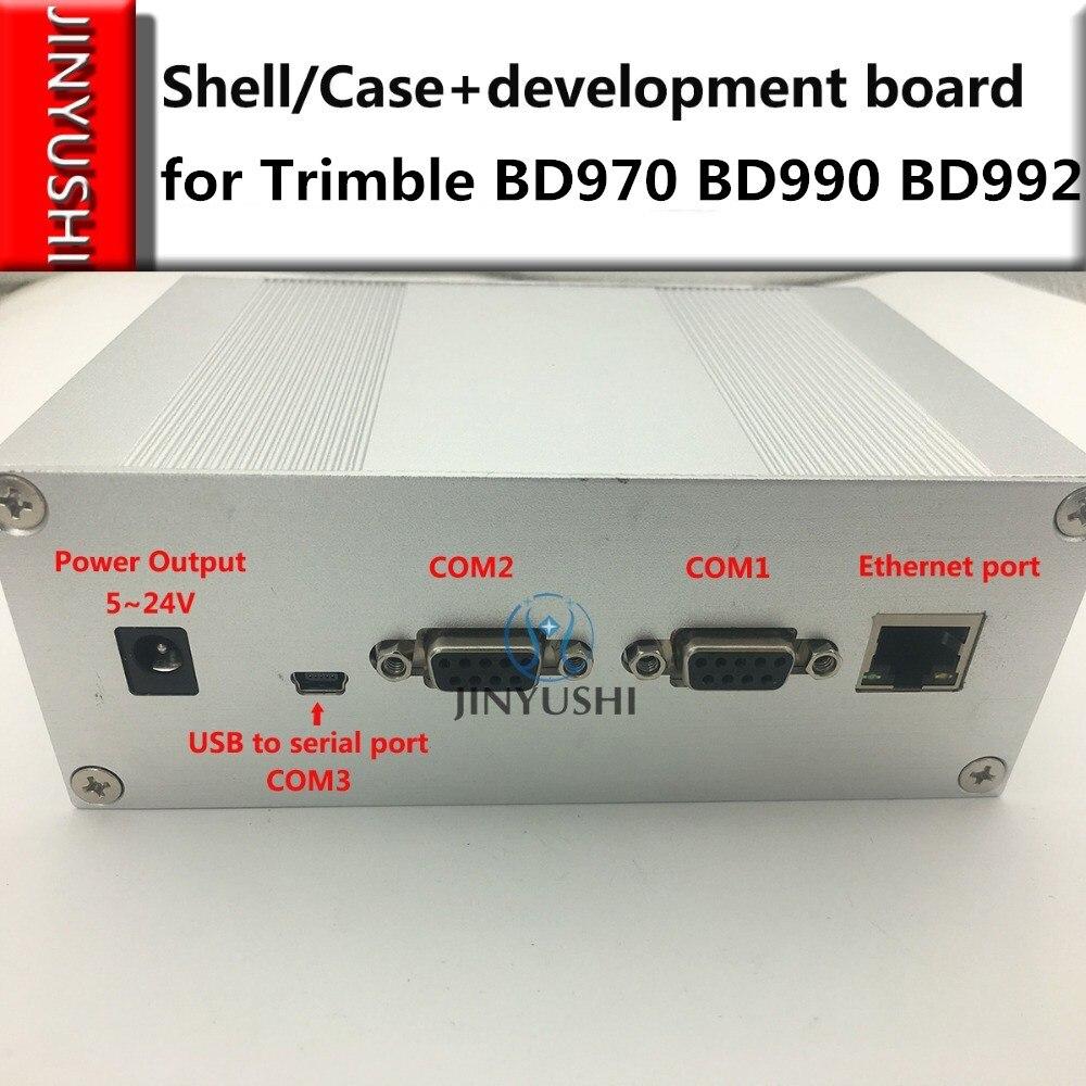 Shell/Case+development Board For Trimble BD970/Trimble BD990/BD992 RTK Receiver