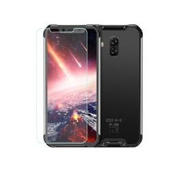 На Алиэкспресс купить стекло для смартфона tempered glass screen protector for blackview bv9600 pro 9h hard hi-q 0.3mm 2.5d explosion proof protective film