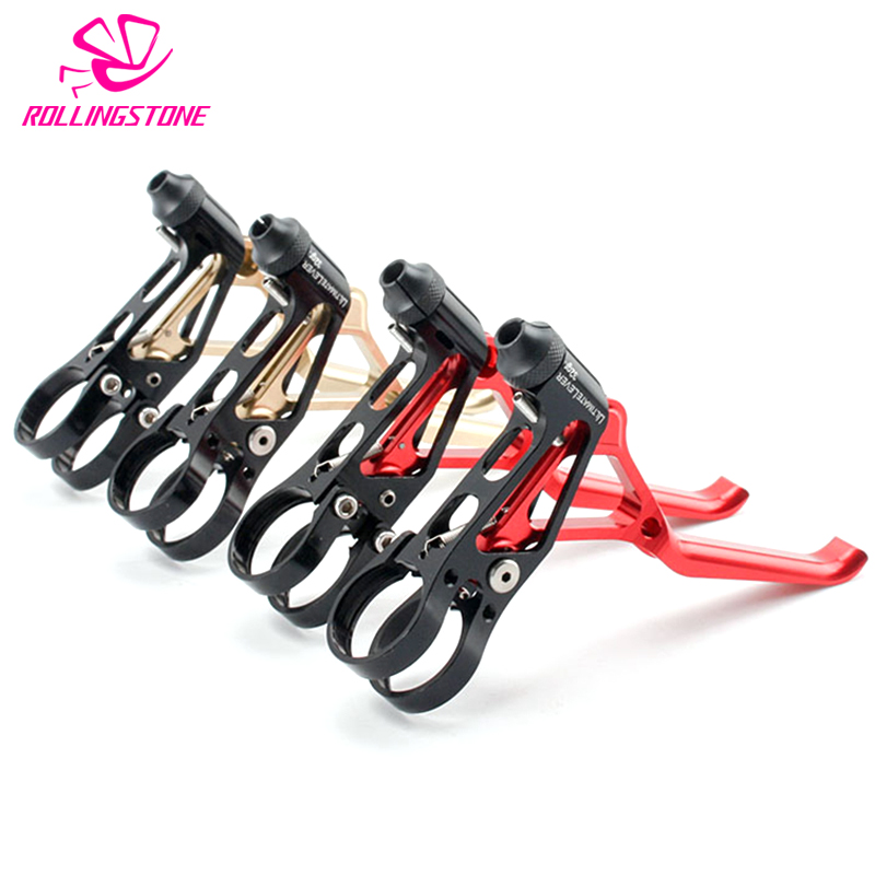 Ultralight bicycle brake lever MTB max road bike BMX line brake handle cnc hollow UltraLevers 64g mountain bike brake levers red в2 0128 статуэтка тигр 50 см красное дерево