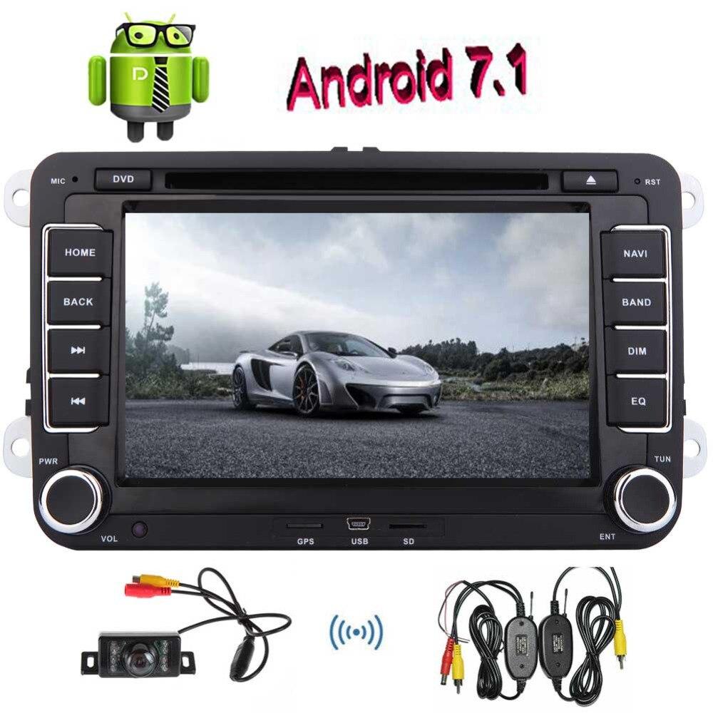 eincar wireless backup camera eincar android 7 1 car dvd. Black Bedroom Furniture Sets. Home Design Ideas