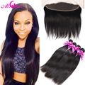 Cambodian Virgin Hair With Lace Frontal Cambodian Lace Frontal Closure With Bundles Virgin Hair Cambodian Straight With Frontal