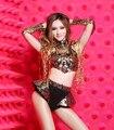Новое Прибытие ночные экстремальные игры DJ бар ds костюмы привести танцор одежды сексуальный женский джазовая певица производительность одежда джаз танцевальные костюмы