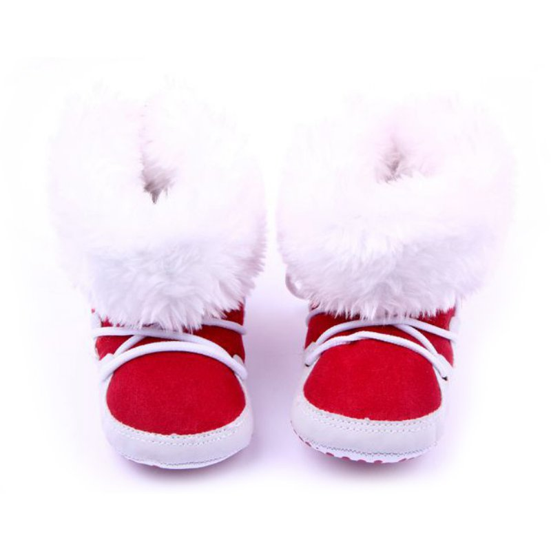 2017-Baby-Shoes-Winter-Warm-Snow-Boots-Fleece-Soft-Soled-Crib-Toddler-Sneakers-First-Walkers-New-4