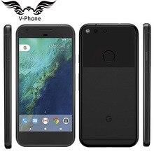 Абсолютно мобильный телефон Google Pixel, американская версия, 5 дюймов, Snapdragon, 4 Гб ОЗУ, 32 ГБ/128 Гб ПЗУ, четырехъядерный Android 4G LTE, смартфон Google