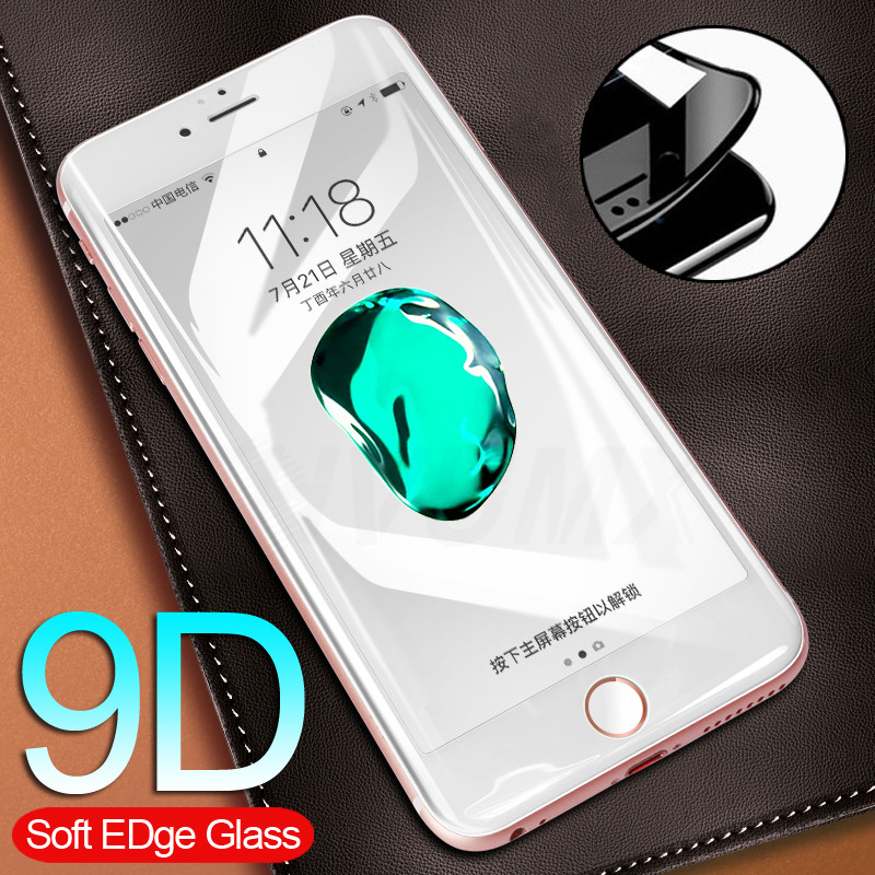 9D Full Protective Glass On The For iPhone 6 7 6S 8 Plus X Tempered Screen Protector Glass For iPhone XS Max XR 6s 7 Plus Film9D Full Protective Glass On The For iPhone 6 7 6S 8 Plus X Tempered Screen Protector Glass For iPhone XS Max XR 6s 7 Plus Film