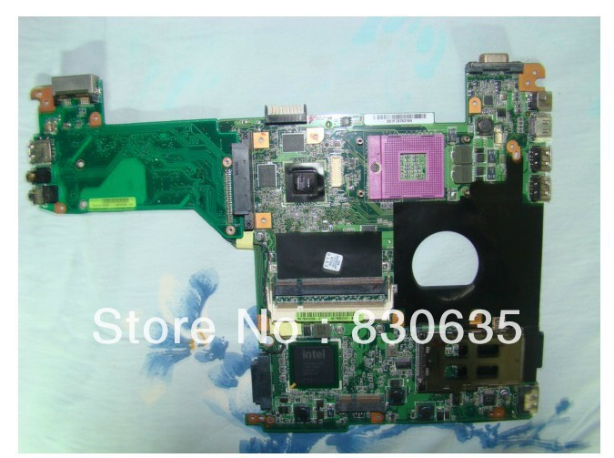 F6S motherboard tested by system LAPTOP CASE