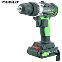 21 Electric Drill Electric Cordless Screwdriver Power Tools Can Stand Multi function Wireless Battery Driver Drilling