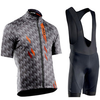 Pro team NW Summer Men Cycling Jersey NORTHWAVE bike Short Sleeve Set Breathable bib shorts Bicycle Clothes Gel Pad Clothing