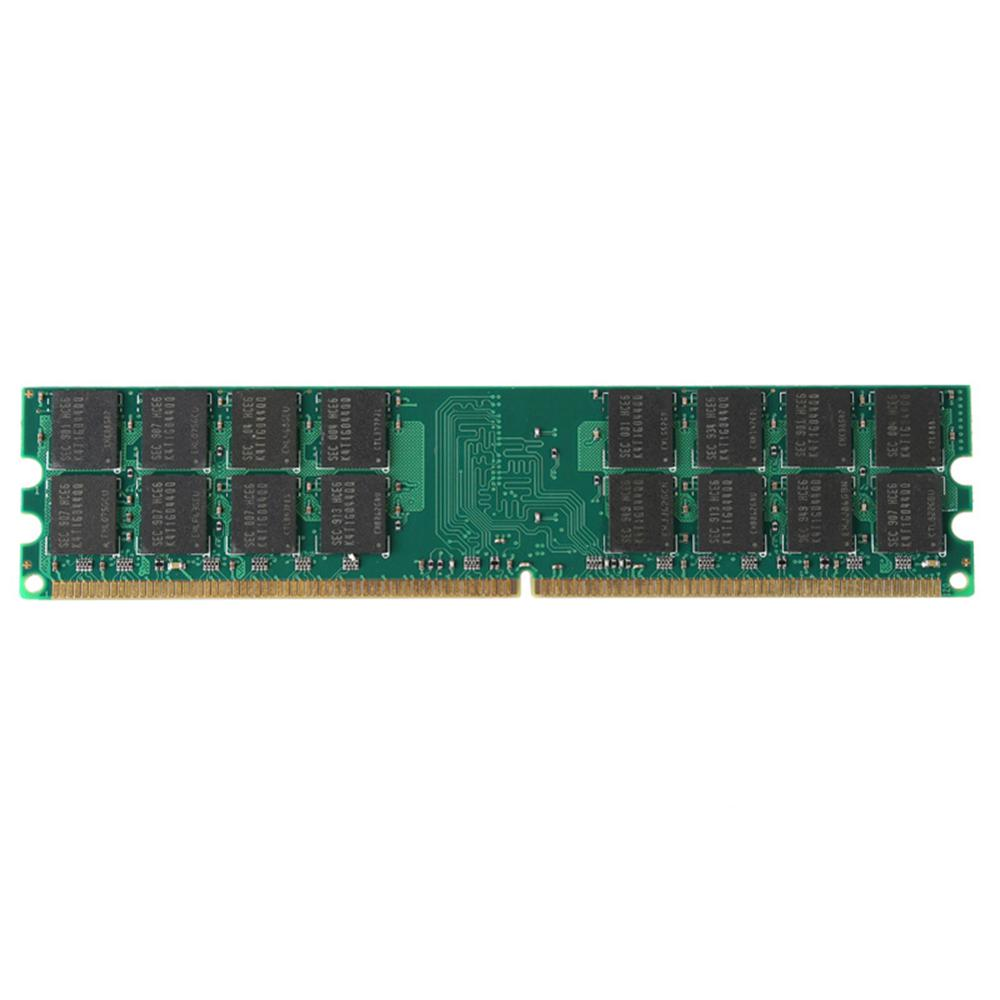 DDR2 4GB DDR2 800MHz <font><b>PC2</b></font> <font><b>6400U</b></font> 240Pin 1.8V Memory RAM Module for AMD Motherboard image