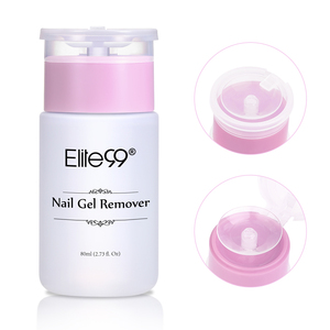 Image 1 - Elite99 Nail Polish Remover UV Gel Sticky Remover Liquid Nail Surface Cleanser Excess Gel Enhance Shine Manicure Art Tool
