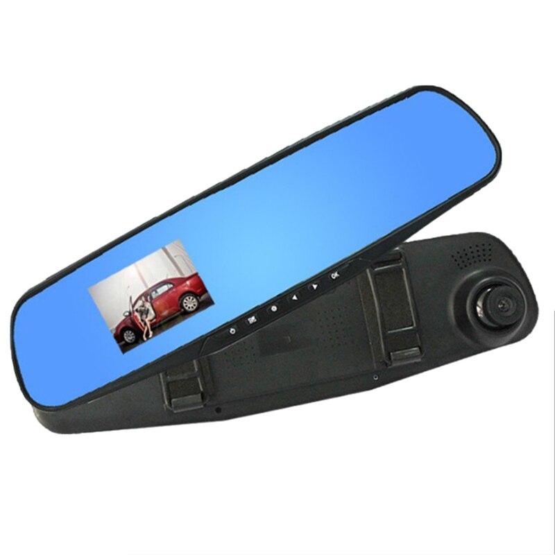 1080 P Auto DVR Auto Rückspiegel Digital Video Recorder Kamera Auto 4,3