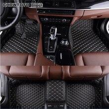CHOWTOTO AA Custom Special Floor Mats For Audi TT Non-slip Waterproof Carpets For TT Foot Carmat