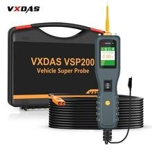 VXDAS VSP200 автомобиль супер зонд тестер цепи комплект более мощный обновлен AUTEK YD208 autel PS100 автомобилей электрические цепи тестер
