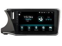 OTOJETA DSP стерео carplay android 8.1.2 автомобильный радиоприемник для 2013 HONDA CITY 2014 Gps навигация Ips экран видео Кассетный плеер рекордер