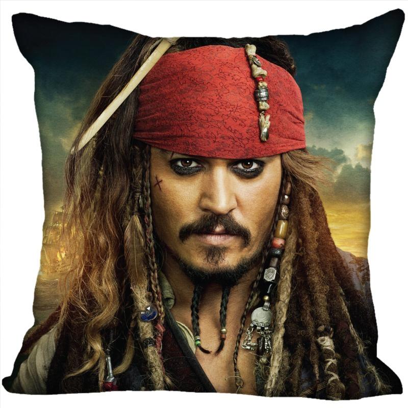 Johnny Depp Pillow cover case Pillowcase 20x30 Inch