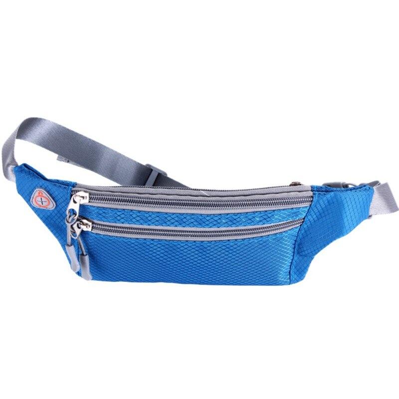 2017 New Arrival Outdoor Running Bags Waterproof Fabric Multifunctional Waist Bags Running Cycling  Waist Pack