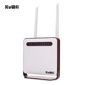 Image 3 - Unlocked 4G LTE Wireless CPE Router 300Mbps Wireless Router with Sim Card Slot&RJ45 Port Home Wifi Routers Up to 32Users