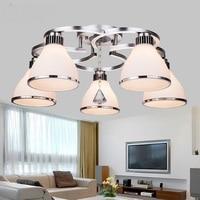 LED Ceiling Lamp Modern Minimalist Crystal Lamp Creative Master Bedroom Light Dining Room Warm Romantic Lamp