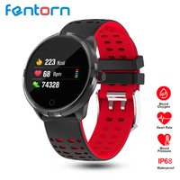 Fentorn X7 Smart Watch Men Blood Pressure Fitness Tracker Heart Rate Monitor IP68 Waterproof Activity Tracker Women Smartwatch