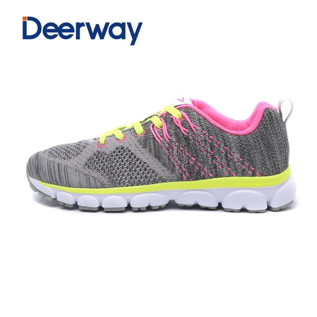 Бесплатная доставка Спортивная женская обувь Бег для женщин feminino esportivo дешевые легкий сетки sapatilhas mulher дышащая