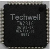 10pcs/lot   TW2816QFP-100 New10pcs/lot   TW2816QFP-100 New